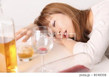 Q&A、寝酒は効果がありますか?