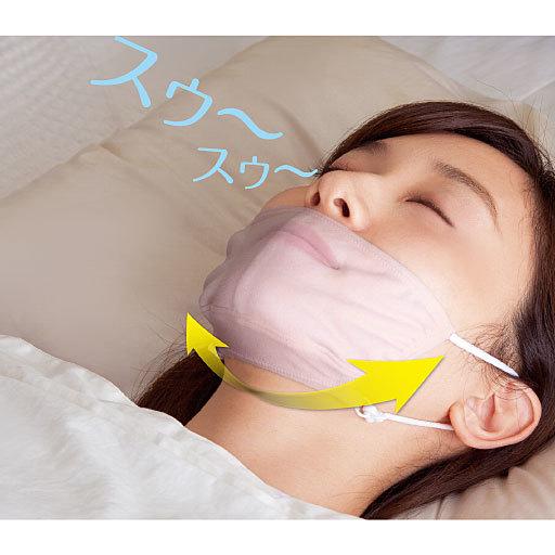 健康と睡眠「口呼吸は百害あって一利なし」
